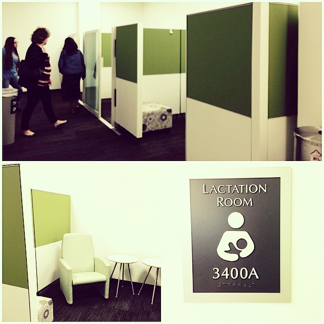 Family Reading Room Lactation Room