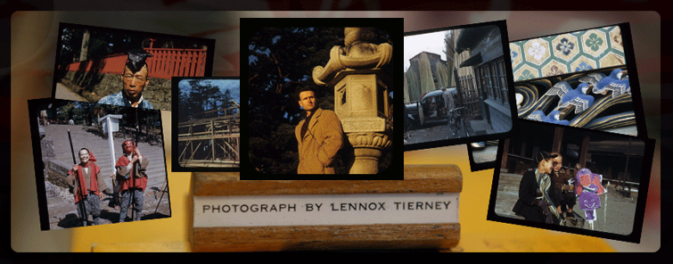 Professor Lennox Tierney Project