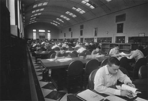 Library History - Marriott Library - The University of Utah
